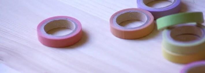 slitting tapes