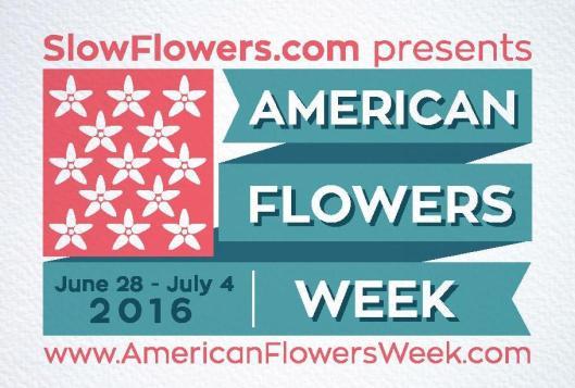 American Flowers Week 2016