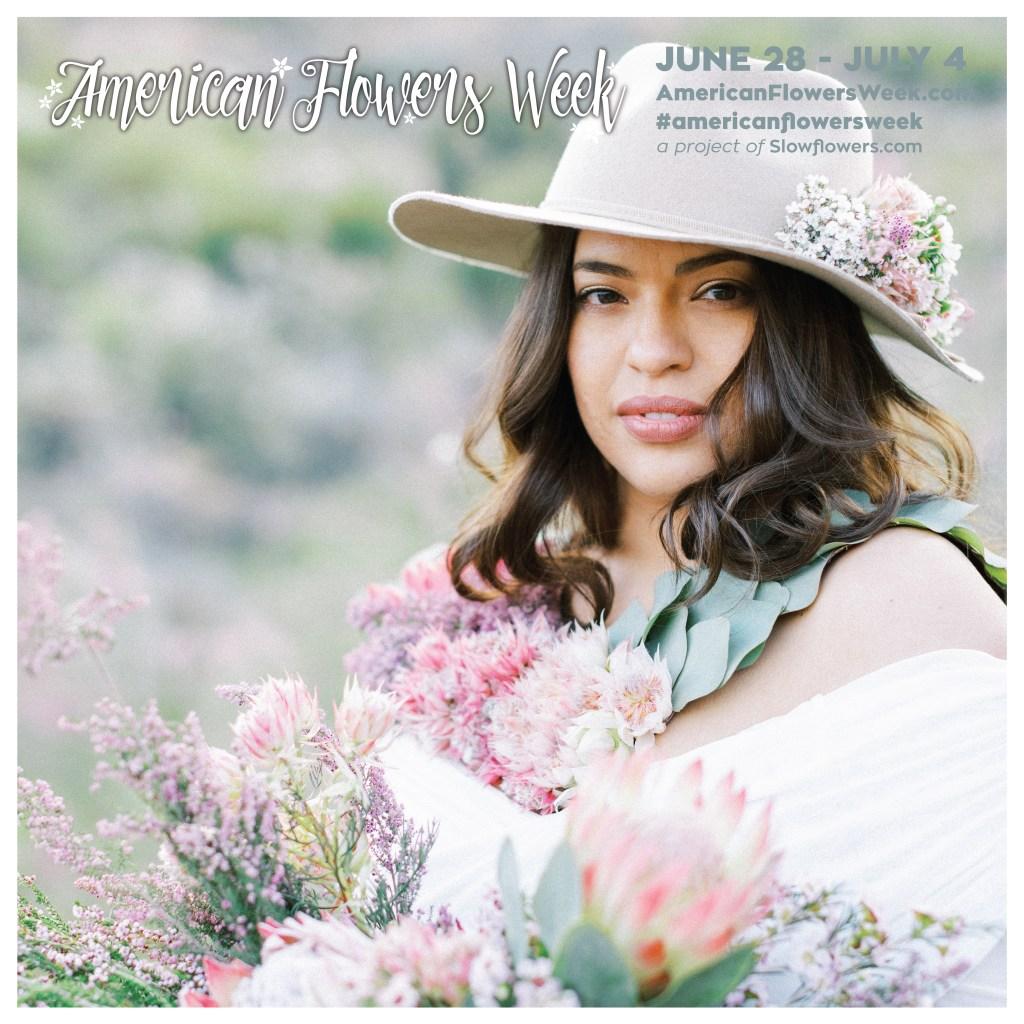 American Flowers Week 2021 Kelly Shore