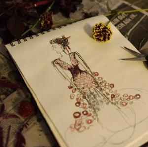 hillary's sketch