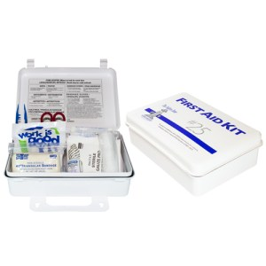 First Aid Kit Orlando Florida disposable clothing