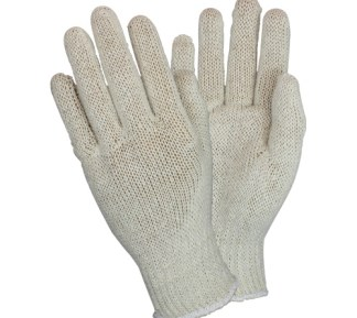 Cotton Knit Work Gloves