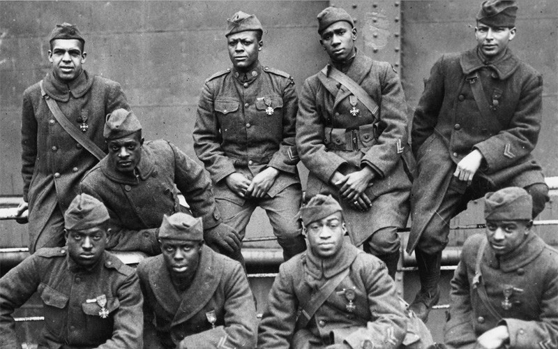 Harlem-Hellfighters-Group-Pic
