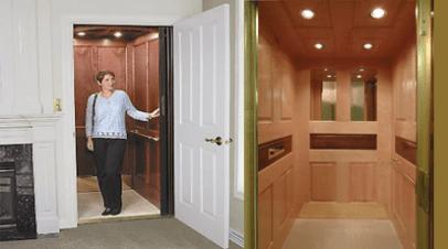 Waupaca Residential Elevators
