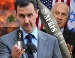 Syrian President in Paris