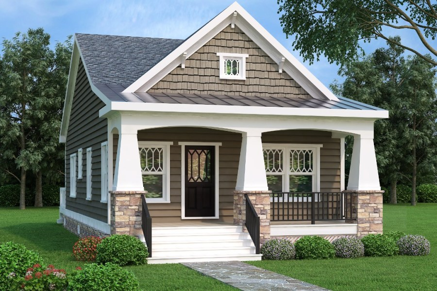 Narrow Lot Home Plans   American Gables Home Design Add to Wishlist loading