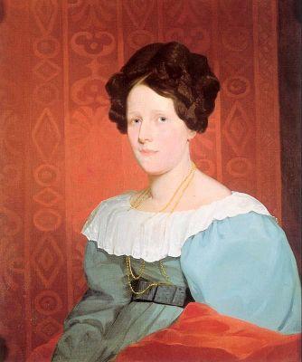 Portrait of Mrs. Samuel Nelson (Catherine Anne Russell)