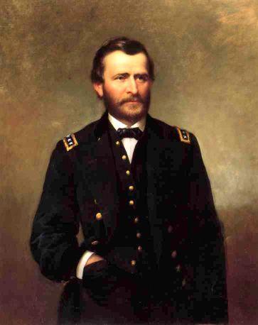 Portrait of General Ulysses S. Grant