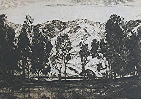 California, for Victor Hugo, Xmas 1934