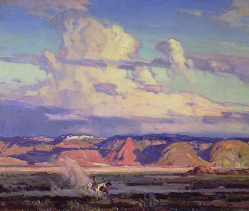 The Badlands, Arizona