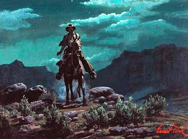 Out Of The Western Night