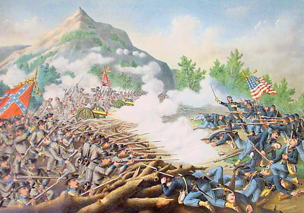 Battle of Kenesaw Mountian
