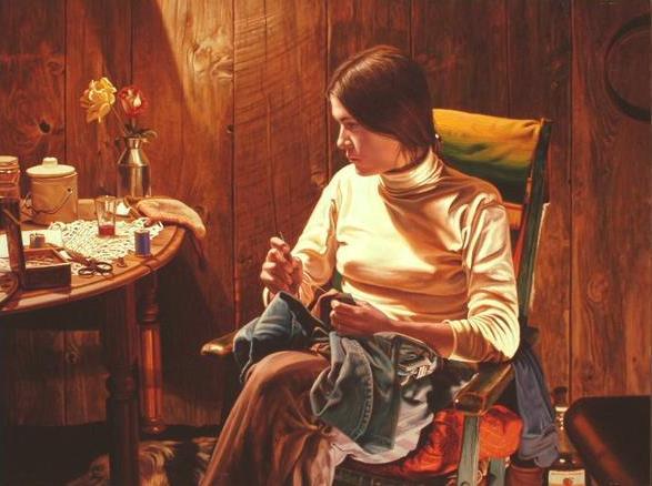 Marcia Sewing variation IV