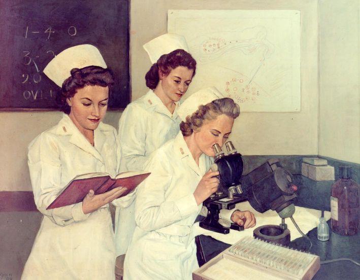 Laboratory Warfare