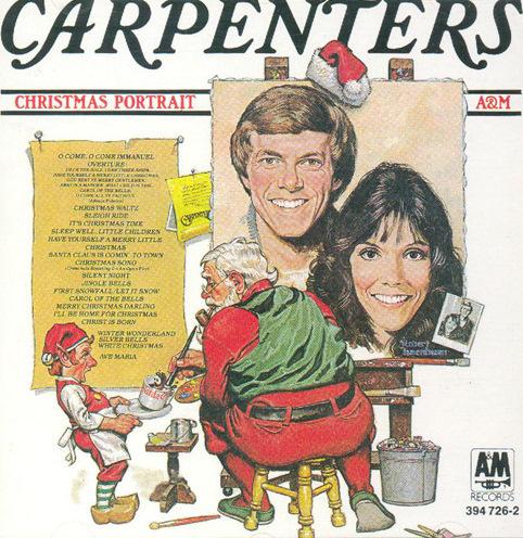 Carpenters - Christmas Portrait