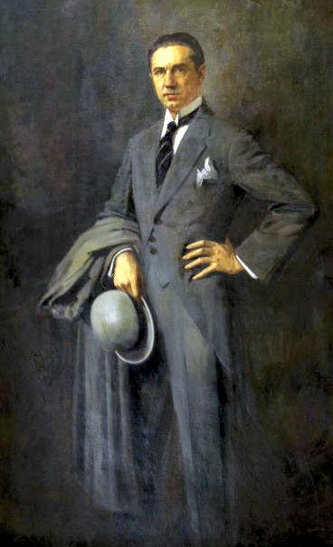 Portrait of Bela Lugosi