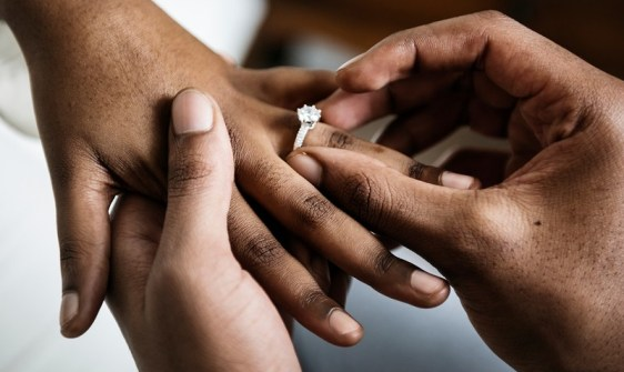 Man proposed for marriage