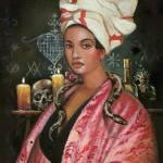 MARIE LAVEAU ,VOODOO QUEEN OF NEW ORLEANS ,Marie Catherine Laveau (September 10,