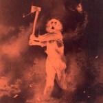 axe man at axe murder hollow