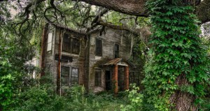 The Abandoned Mansion (Santee, SC)