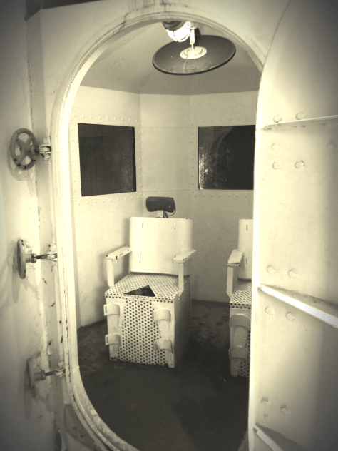 Gas Chamber, Empty Chair