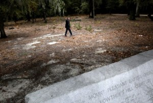 Montrose Cemetery in Darlington South Carolina