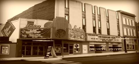 Old Malco Theatre