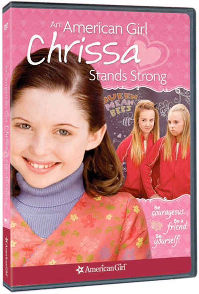 Chrissa's Movie, Starring Sammi Hanratty