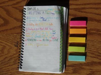 Blogging things that make me smile