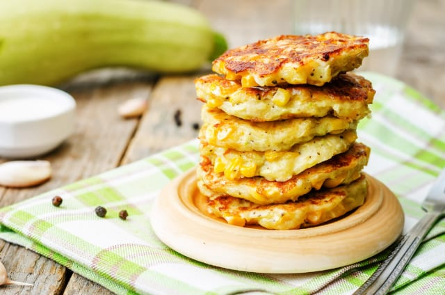 Spice Up Your Breakfast (or Supper) with Corn and Jalapeño Griddle Cakes