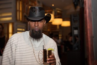 Tech N9ne Rapper American Hat Makers