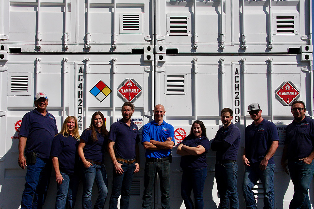 Contact American hazmat containers in san diego team