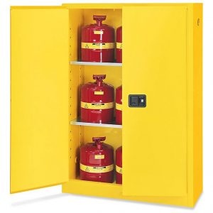 Hazmat Locker Accessories