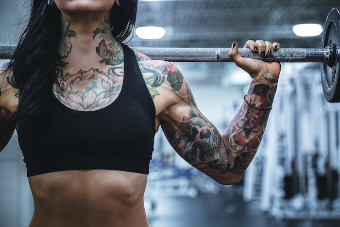 Cuerpo rendimiento