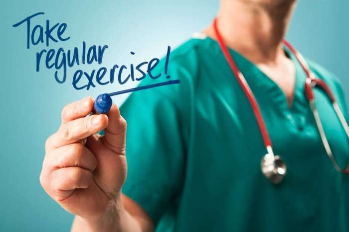 El ejercicio conlleva muchos beneficios en el estilo de vida de las personas, que incluyen ayudar a controlar la presión aterial