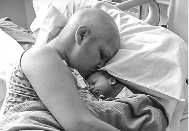 quimioterapia bebé