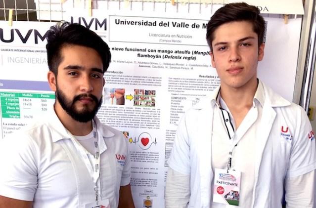 Estudiantes mexicanos crean helado capaz de controlar la diabetes y glucosa