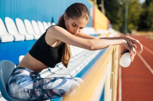 ejercicio y alcohol cansancio