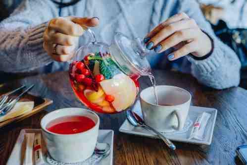 6 beneficios de beber ponche de frutas que desconocías