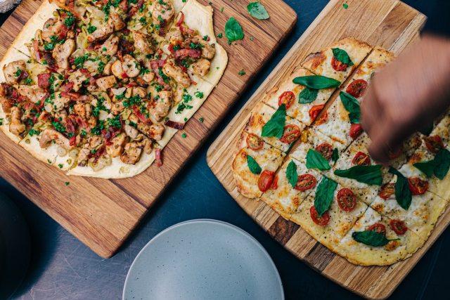 3 recetas de pizza deliciosas y nutritivas para comer sin culpas