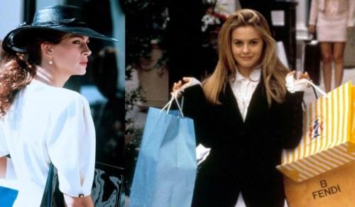 5 Películas de los 90's que amarás, si te encanta la moda