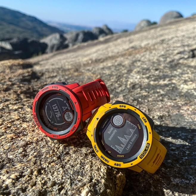 smartwatches con carga solar