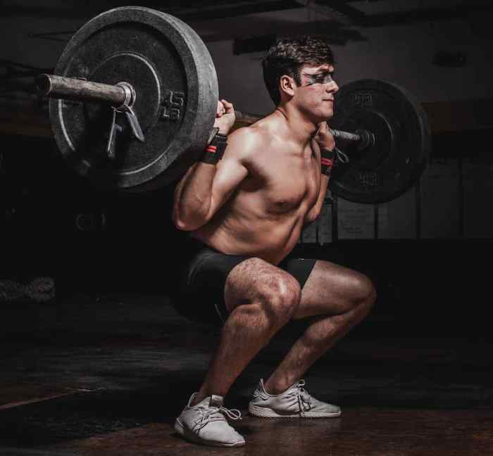 ejercicios aumentar masa muscular
