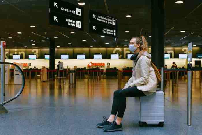 Viajes burbuja: la alternativa para viajar de forma segura en época de Covid
