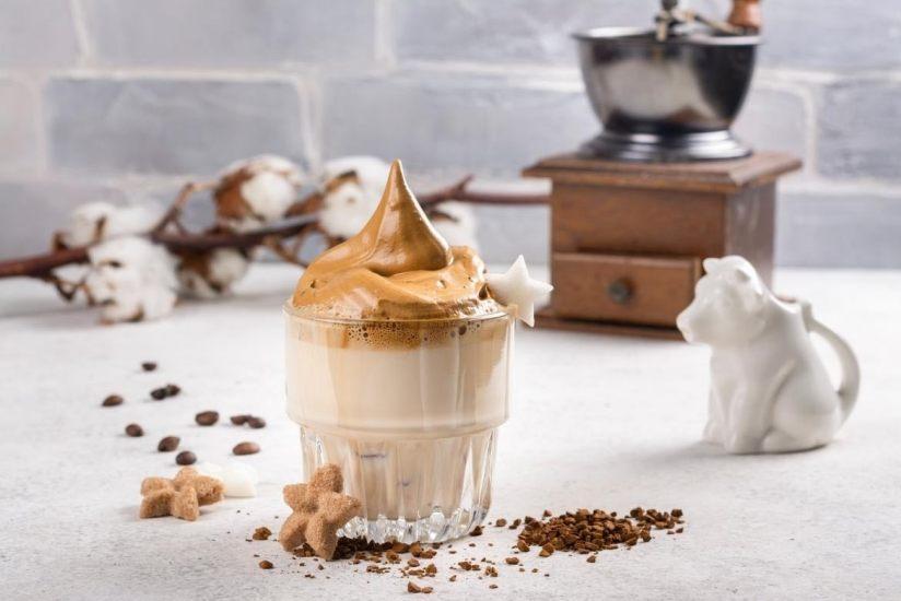Café dalgona: cómo se prepara la bebida más famosa del confinamiento