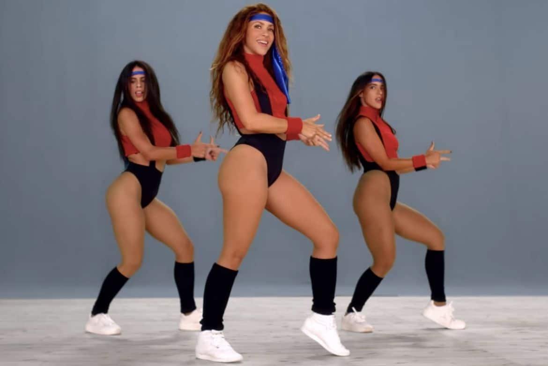 """""""Girl Like Me"""", el baile de Shakira que te ayudará a bajar de peso"""