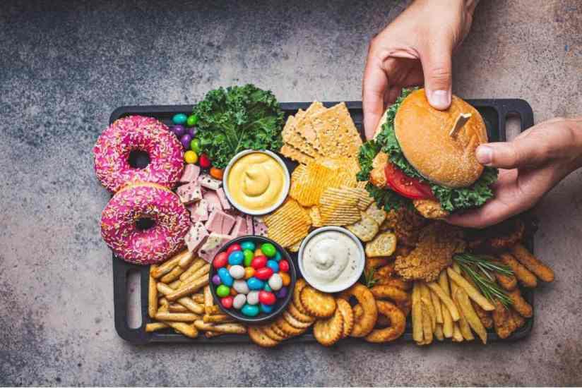 4 Alimentos y bebidas que aumentan el riesgo de enfermedades cardiacas
