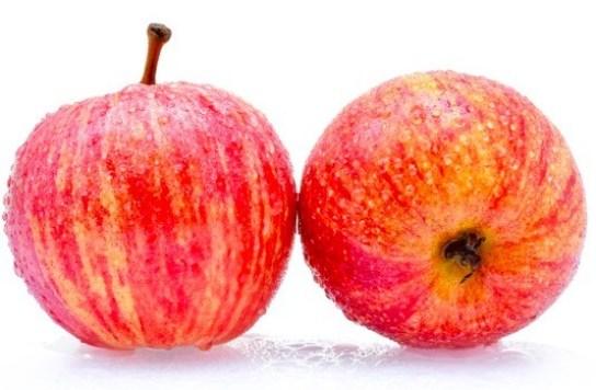 La manzana Royal Gala es buena para mejorar las funciones del cerebro