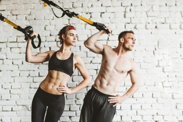 Ejercicio TRX, el entrenamiento en suspensión para fortalecer tus músculos
