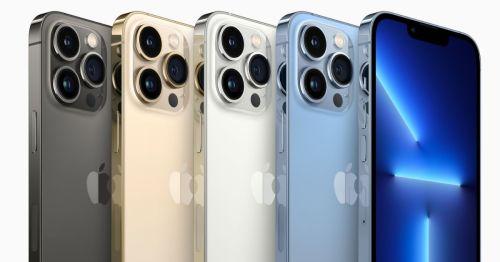 lanzamiento iPhone 13